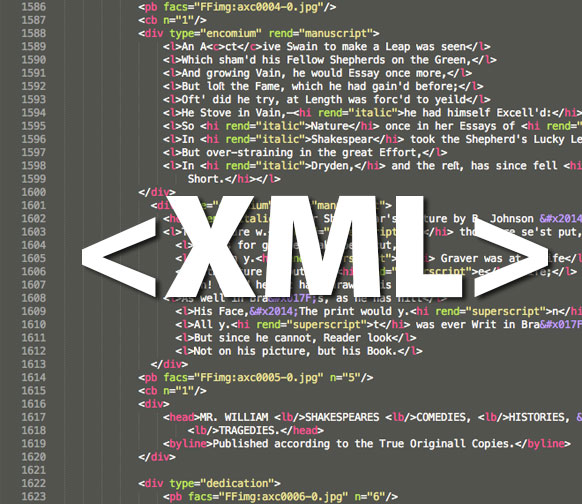Raw XML available
